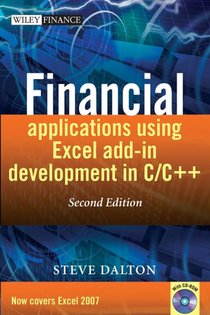 Dalton, S: Financial Applications using Excel Add-in Develop