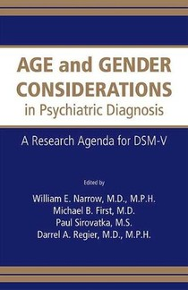 Age and Gender Considerations in Psychiatric Diagnosis