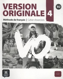 Version Originale 4 cahier d´exercices + CD
