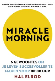 Miracle Morning voorzijde