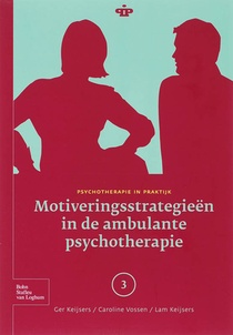 Motiveringsstrategieen in de ambulante psychotherapie