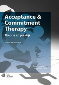Acceptance & Commitment Therapy voorzijde