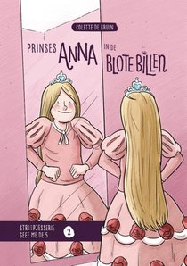 Prinses Anna in de blote billen